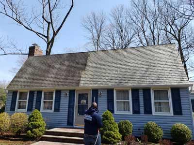 Roof Washing West Windsor, NJ